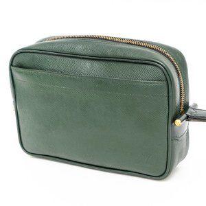 LOUIS VUITTON Makeup Bag Wristlet Kaluga Pochette
